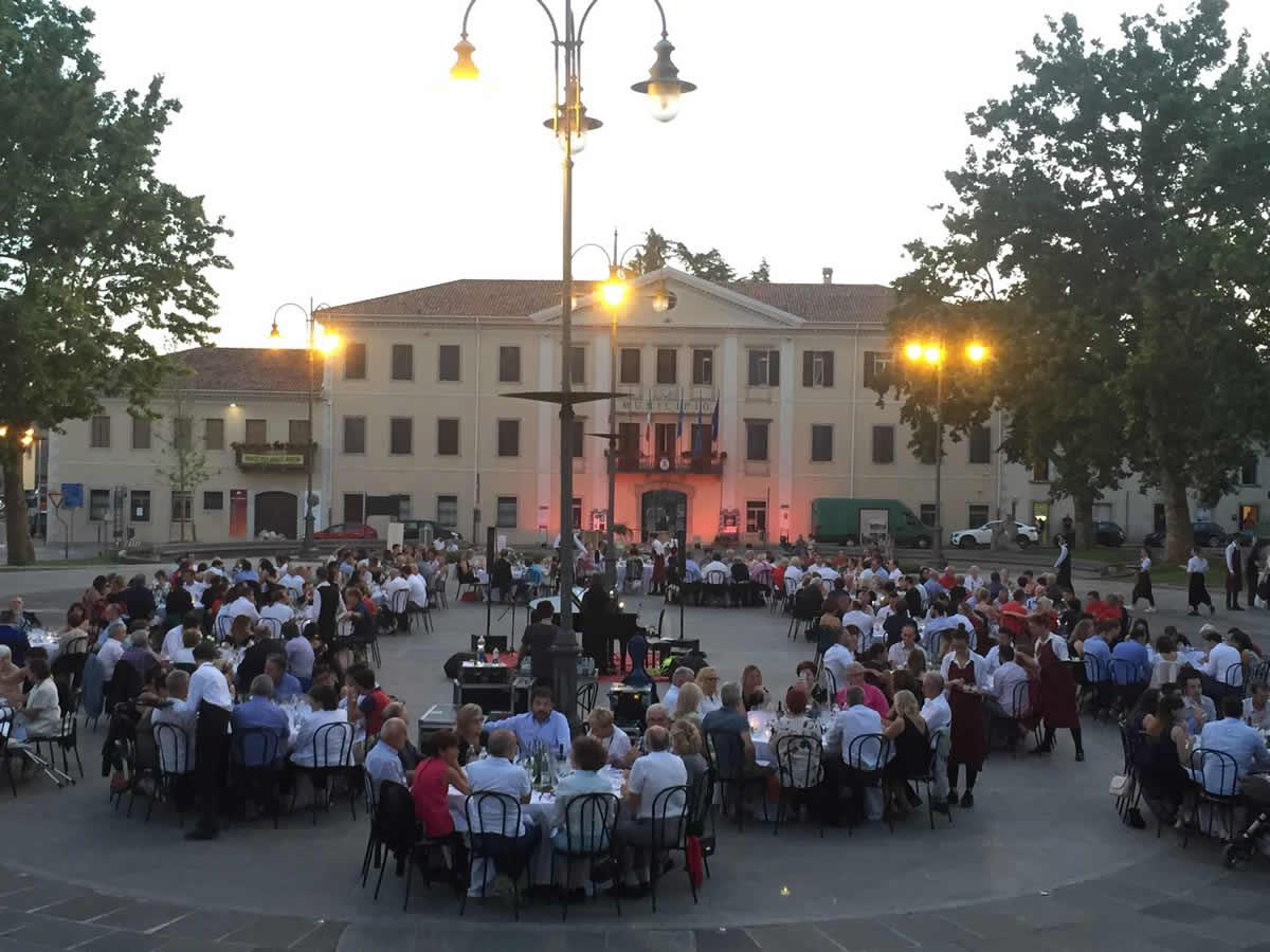 Notte Romantica al borgo di Fagagna