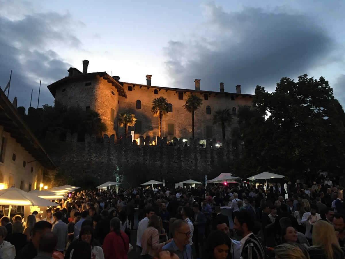 Perlage La Notte Delle Bollicine 2018 al Castello di Villalta