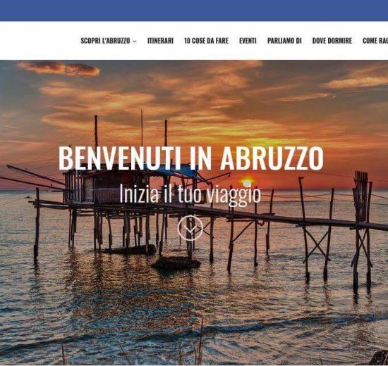 Portale Abruzzo Turismo, guida regionale online nuova e completa