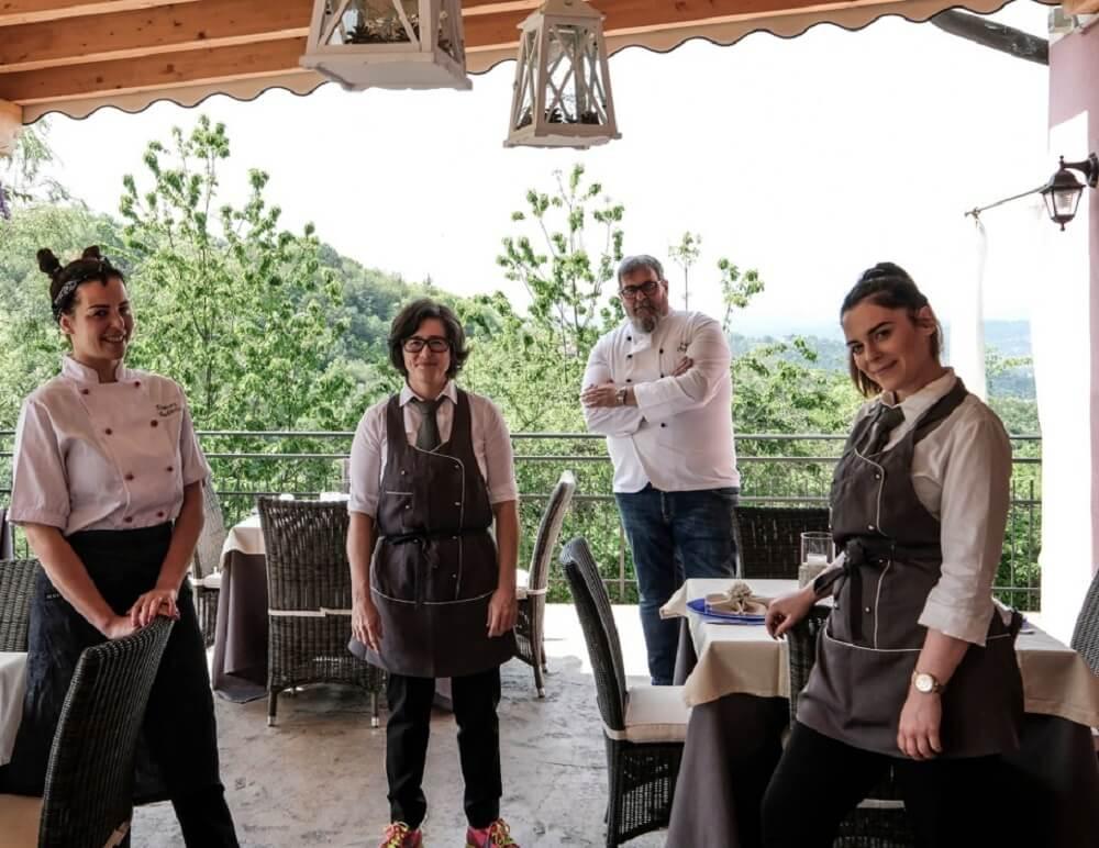 Acchiappagusto di Arcugnano, la cucina di Eleonora Andriolo