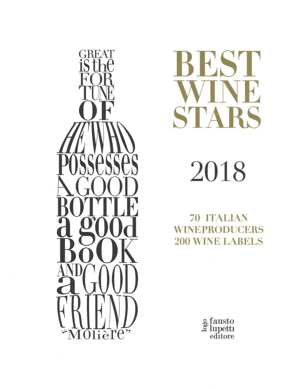 Best Wine Stars 2018: cosa offre la nuova guida dei vini italiani