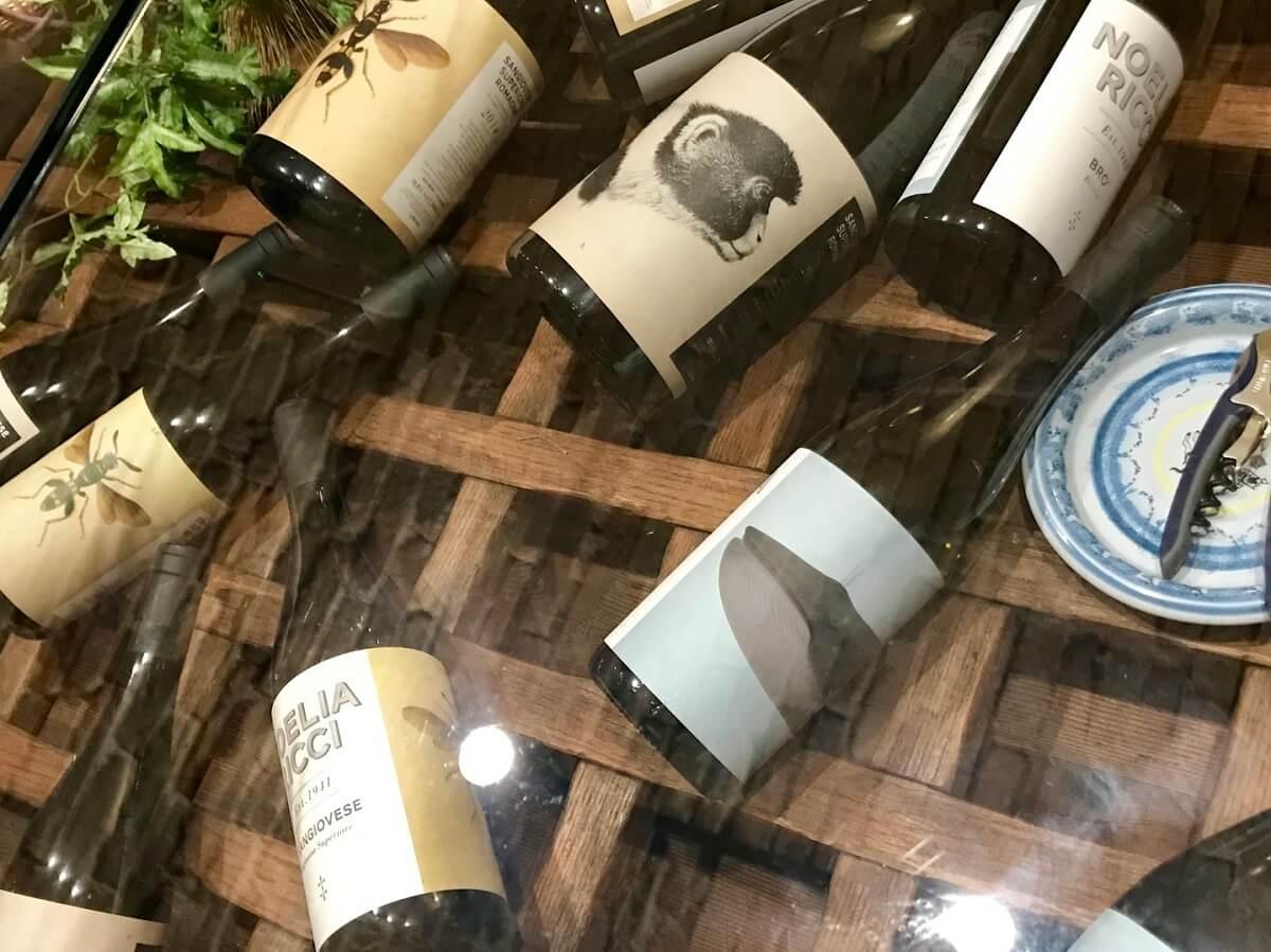 Noelia Ricci, descrizione di 3 vini della cantina romagnola
