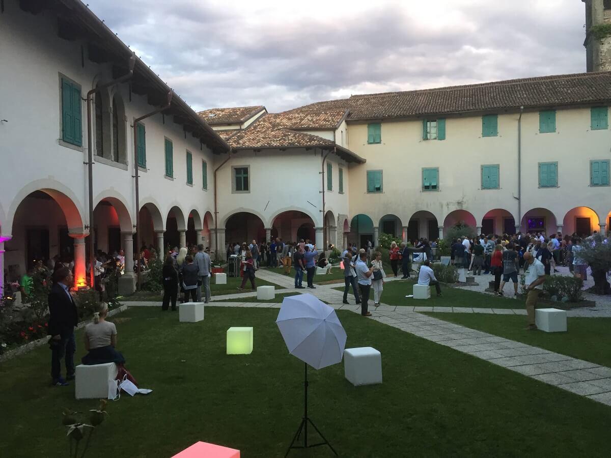 Racconto di Degustazioni in Monastero 2018 a Cividale del Friuli