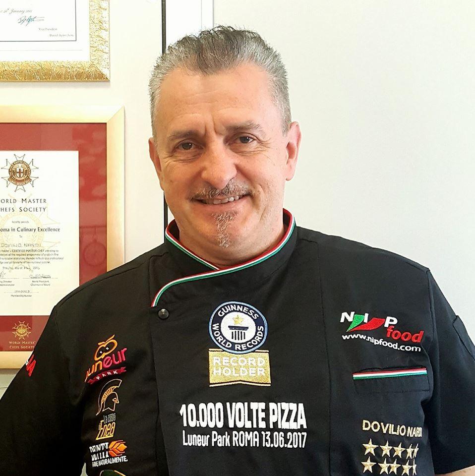 A Sana 2018 Bologna, presente la NIP Nazionale Italiana Pizzaioli