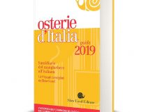Guida Osterie d'Italia 2019 Slow Food