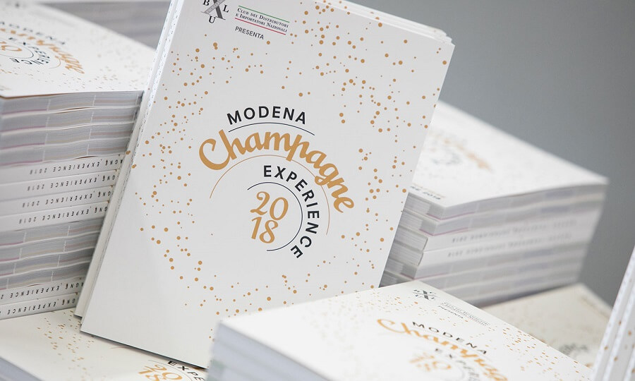 Le degustazioni e le scoperte al Modena Champagne Experience 2018
