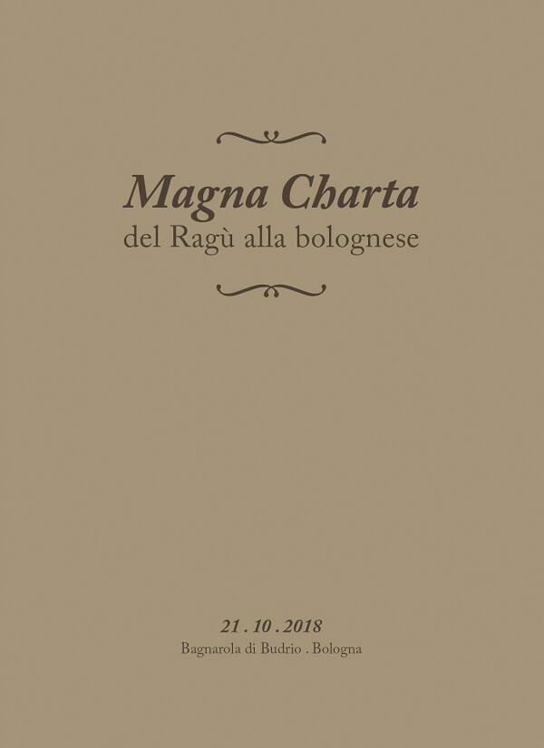 Giornata del Ragù alla bolognese 2018
