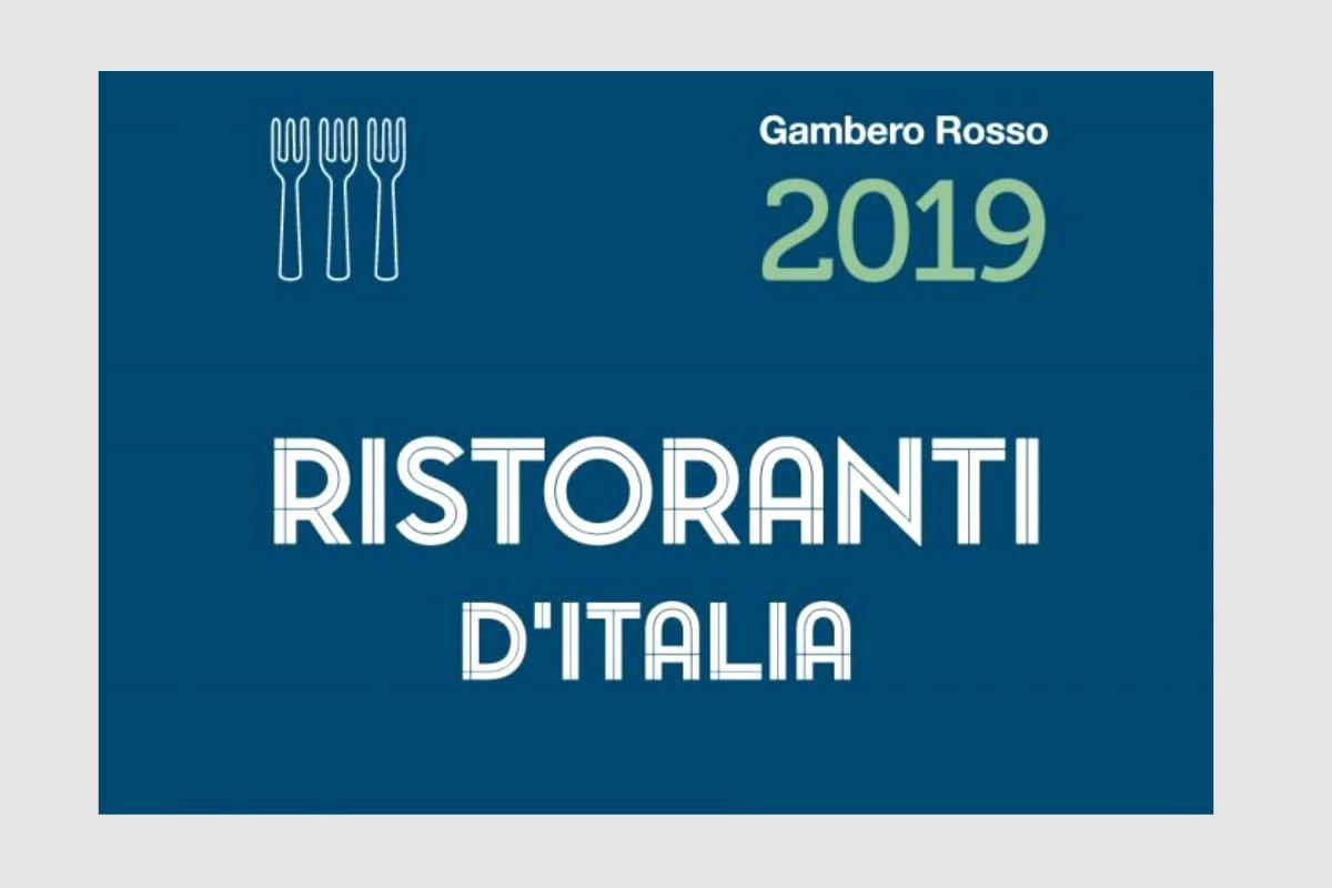 Guida Ristoranti D'Italia 2019 Gambero Rosso: classifiche e premi