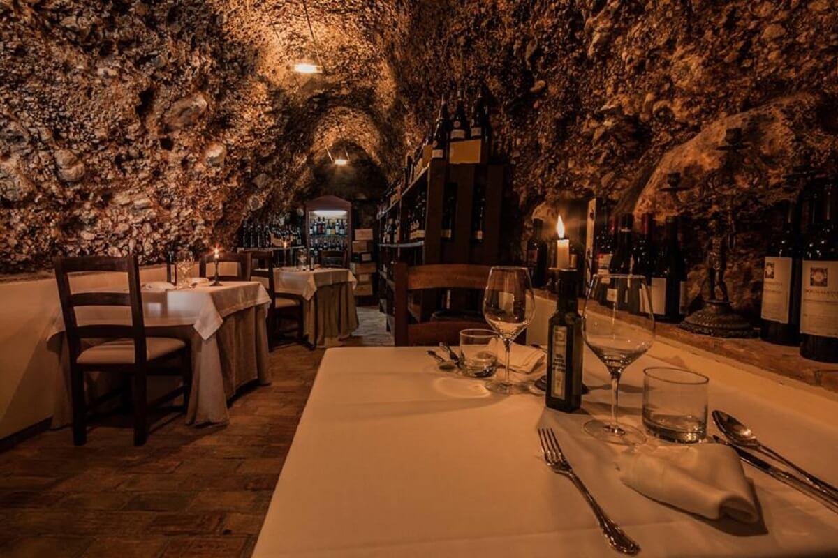 Ristorante La Grotta dei Raselli, cucina abruzzese a Guardiagrele