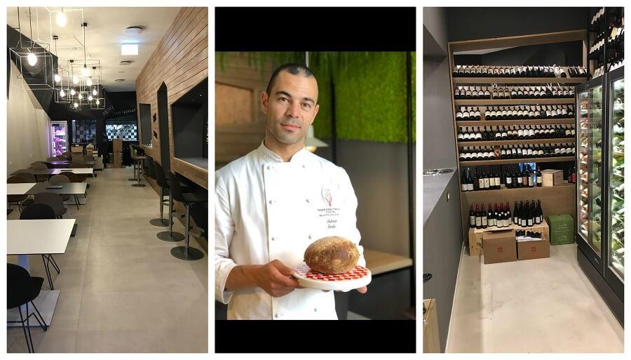 Ristorante La Kucina Foggia, cucina e design dai fratelli Barile