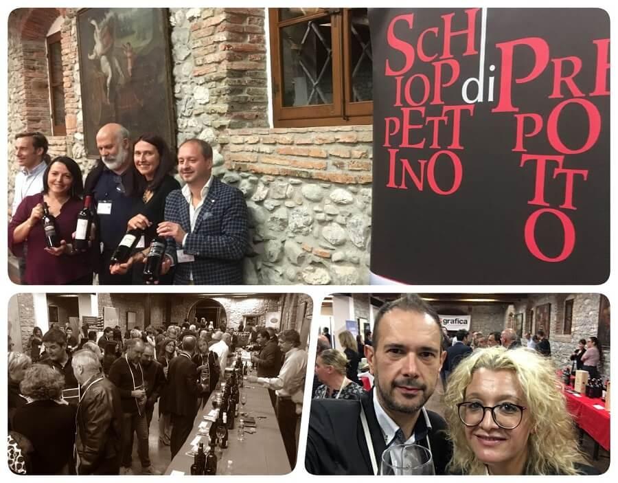 Villa in Rosso 2018, la serata a Villa de Claricini Dornpacher
