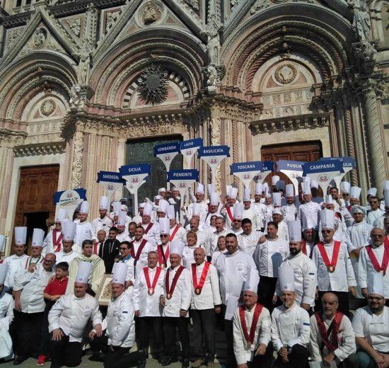 Festa Nazionale del Cuoco 2018, a Siena tra cucina e solidarietà