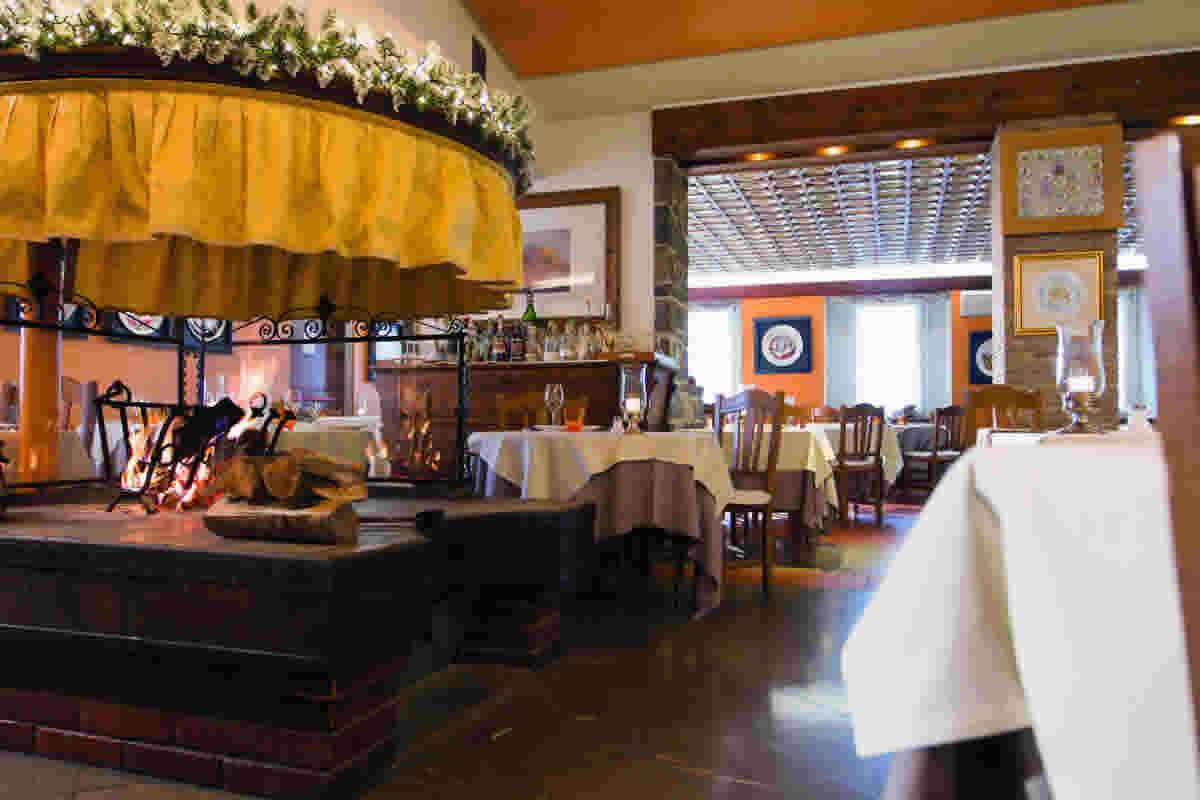 Ristorante Il Fogolar Là di Moret di Udine: chef, menù e vini