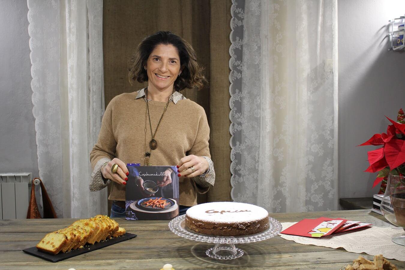 CosebuonediAle, il blog di Alessandra Messina e i libri di ricette
