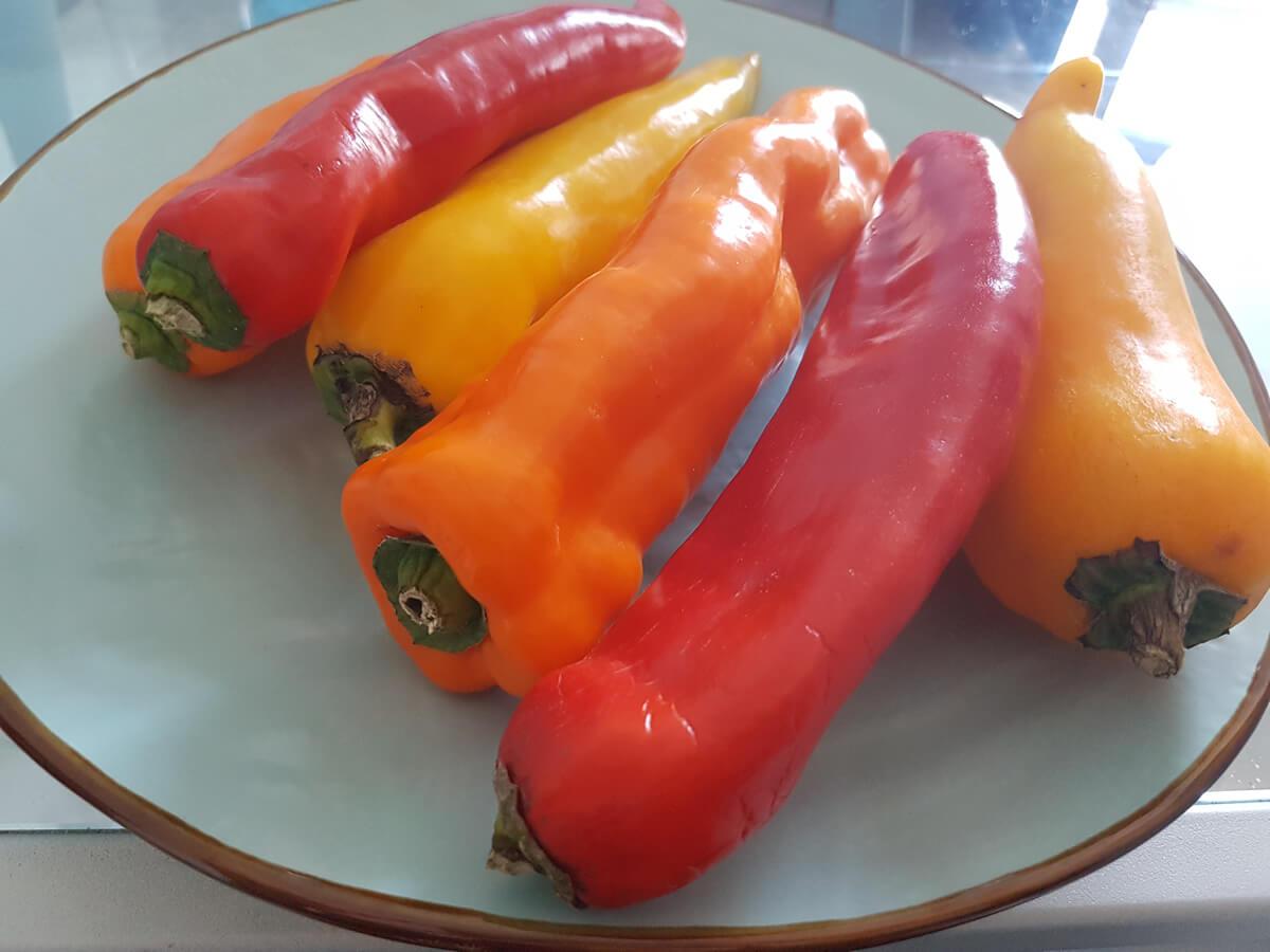 Peperoni ca' muddica, ricetta siciliana agrodolce