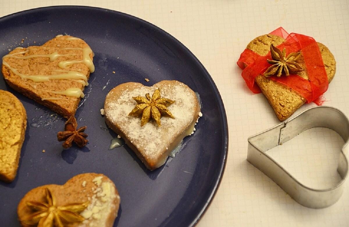 Dolci Tipici Tedeschi Natalizi.Ricetta Dei Lebkuchen I Biscotti Tirolesi Del Natale Alle Spezie