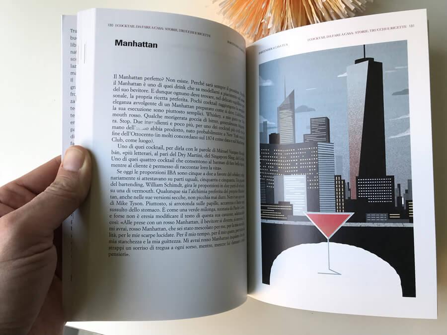 Bartender a casa tua, segreti e ricette per cocktail perfetti