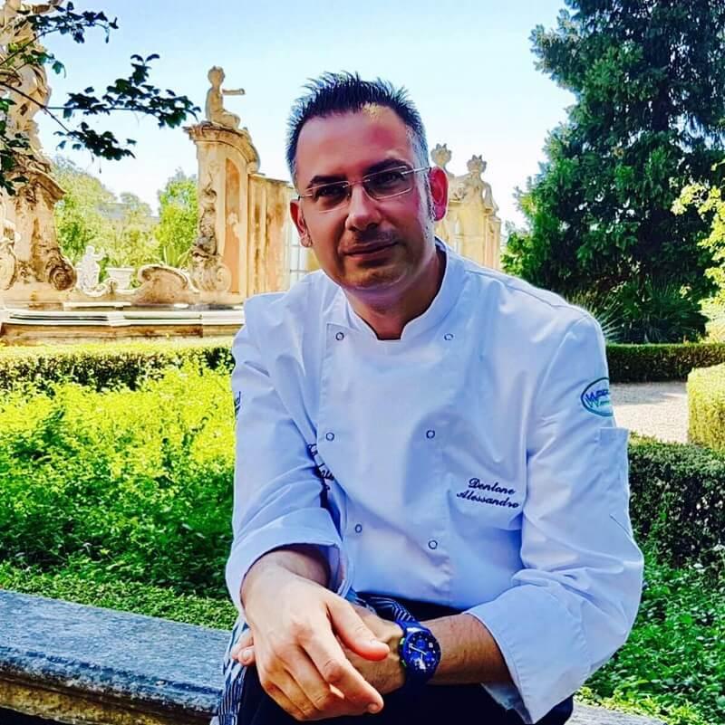 Alessandro Dentone sezione di Genova e Tigullio dell'AIC