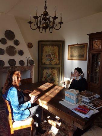 Intervista a Maria Adelaide Avanzo