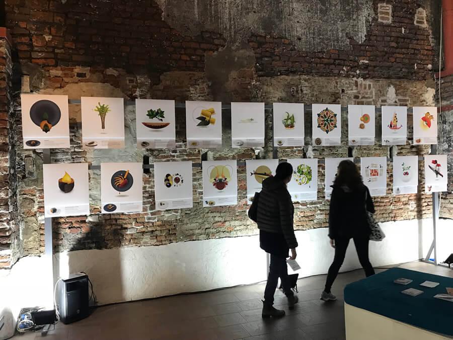 Sublime: Ricette in #cibografica, la visita alla mostra di Milano