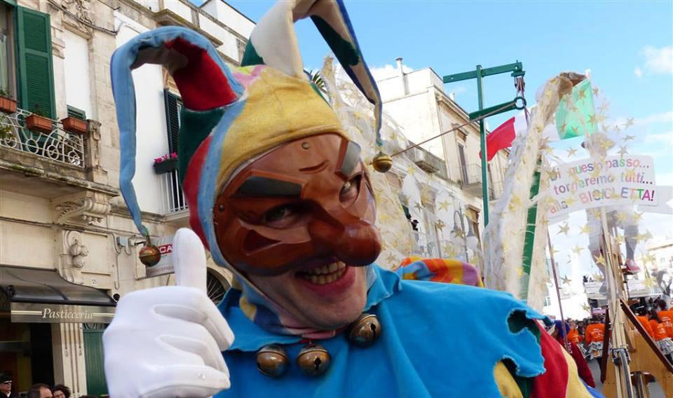 Le tradizioni del Carnevale in Puglia
