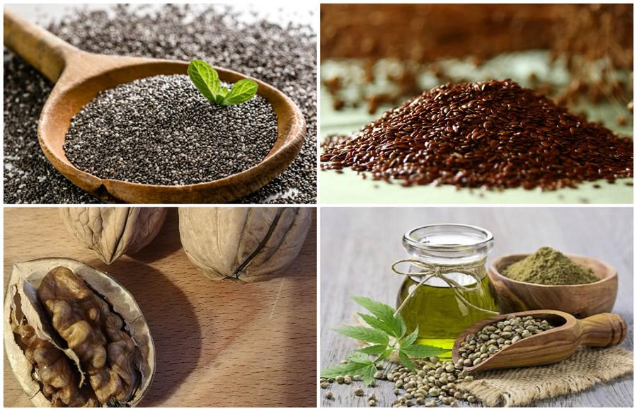 In quali alimenti si trovano gli omega 3