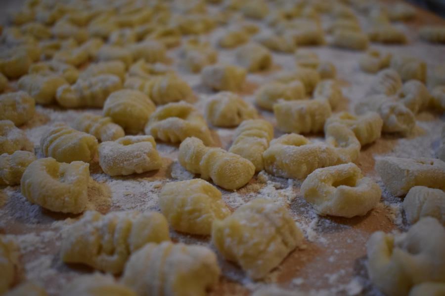 Ricetta degli Gnocchi di patate fatti in casa