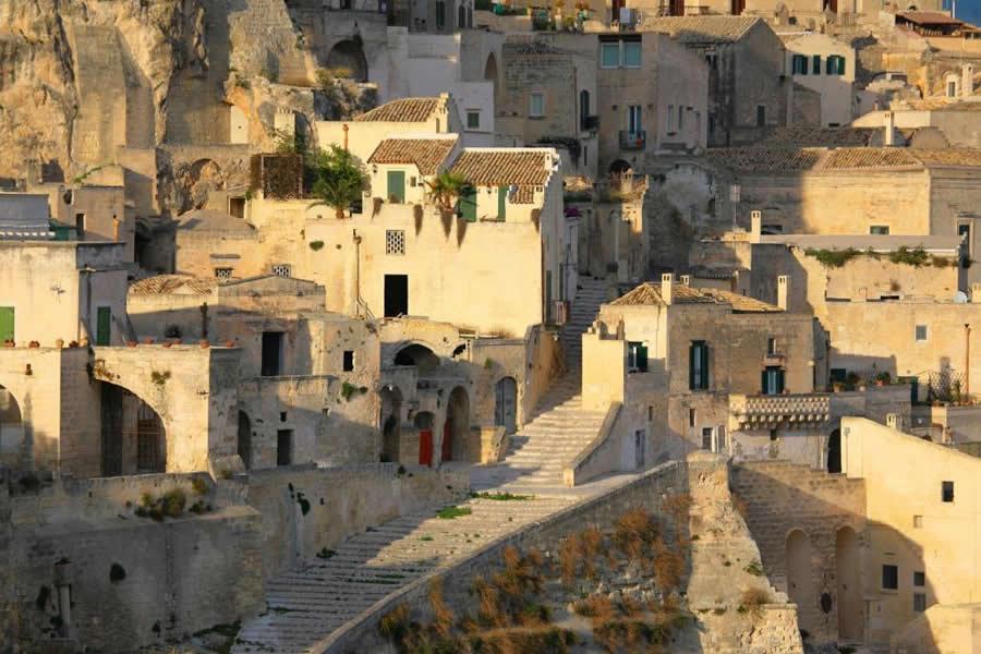 Cosa offre Borgo Valle Rita a Ginosa