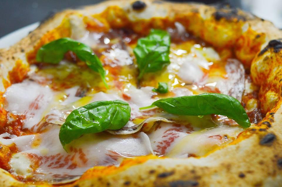 Margherita Sasà Martucci, pizza di qualità a Caserta