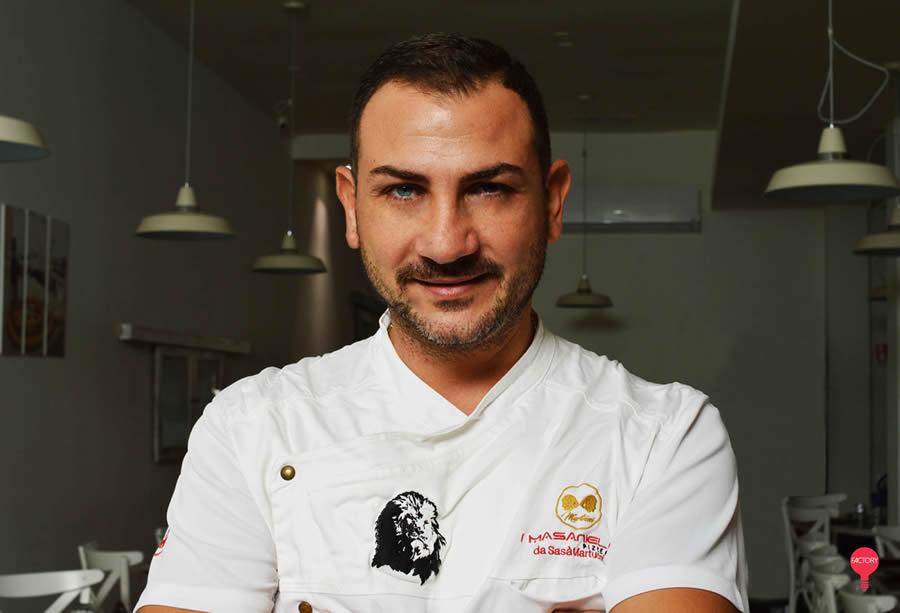 Sasà Martucci, pizzaiolo Caserta