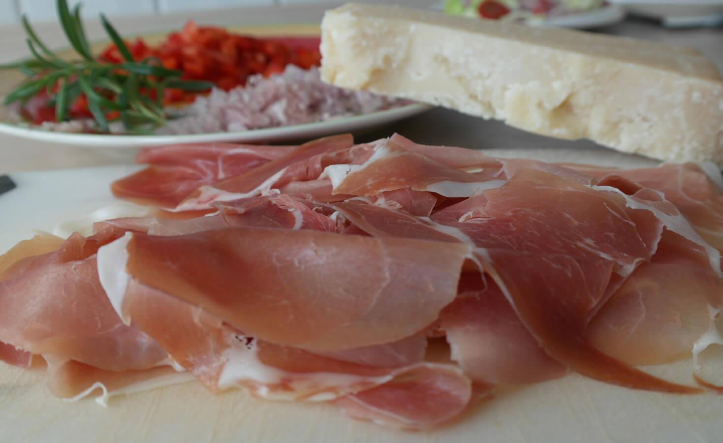 Prosciutto di Parma, storia e proprietà