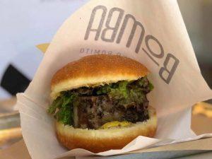 Bomba di Niko Romito: abbiamo provato il cibo da strada stellato
