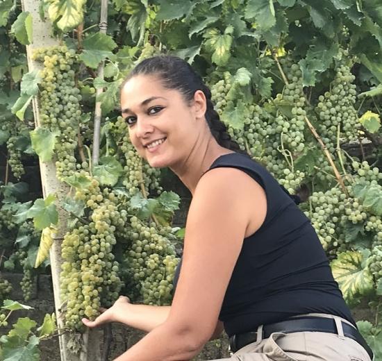 Chi è Maria Furgiero, vignaiola con la passione per i Campi Flegrei
