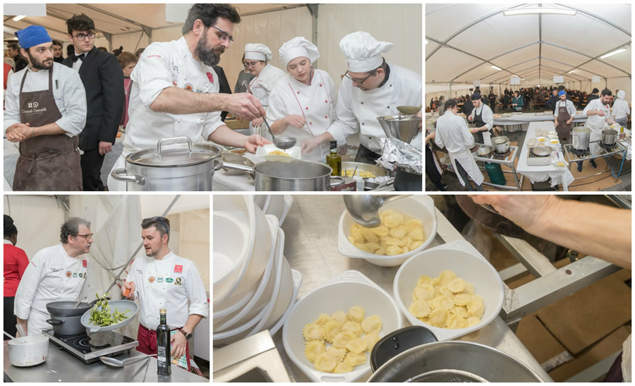 Festival dell'Anolino 2019: programma e chef a Fiorenzuola d'Arda