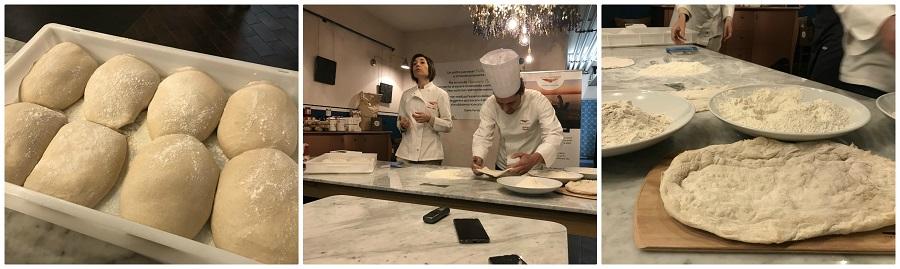Libra Cucina Evolution a Bologna: le pizze