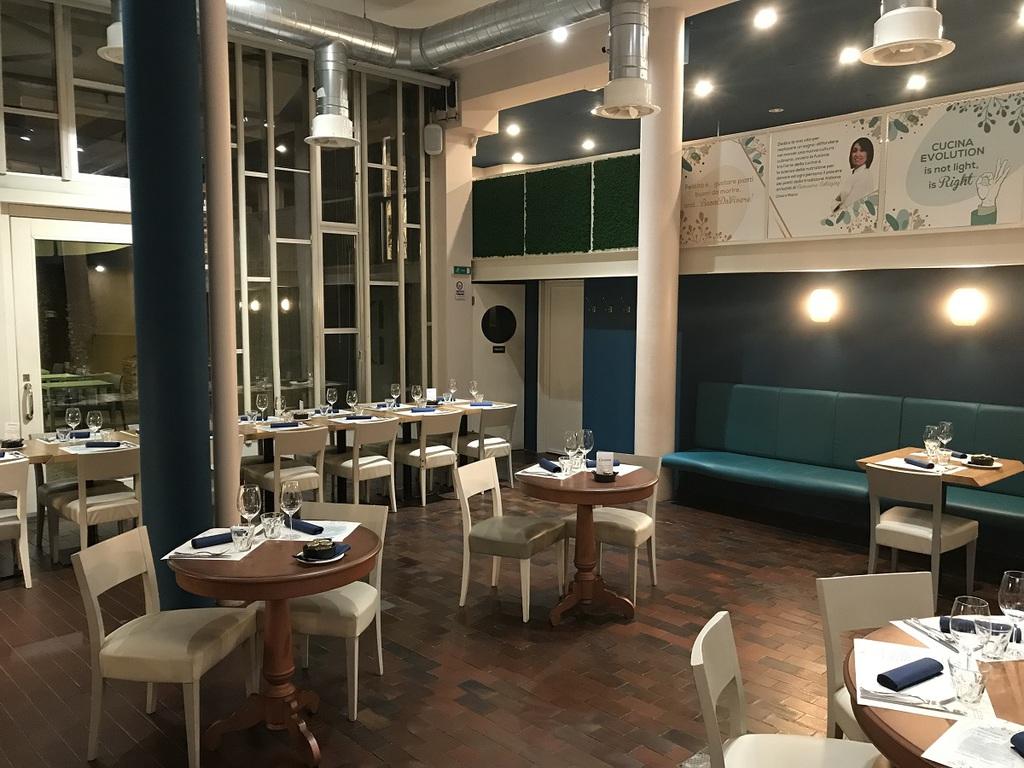 Pizza di Libra Cucina Evolution a Bologna