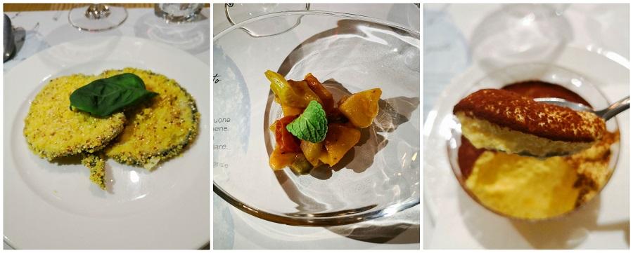 Cosa offre il menu di Libra Cucina Evolution a Bologna
