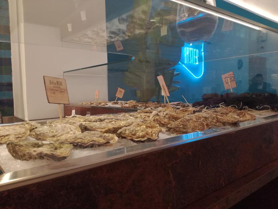 Siamo stati al Ristorante Oyster Bari