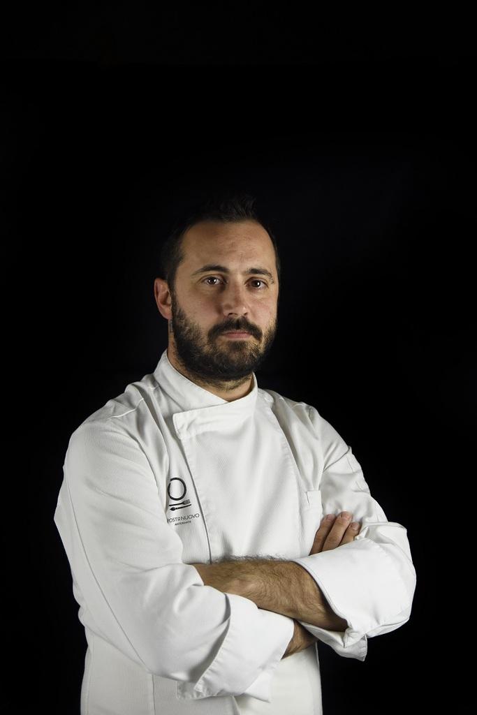Ricetta del Coniglio all'ortolana dello chef Davide Camaioni