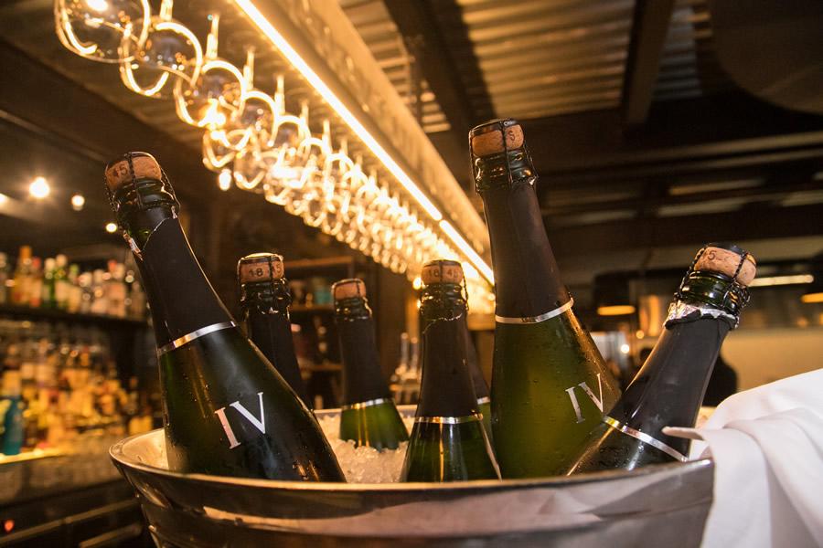 Jeux de Froid di Nero Champagne
