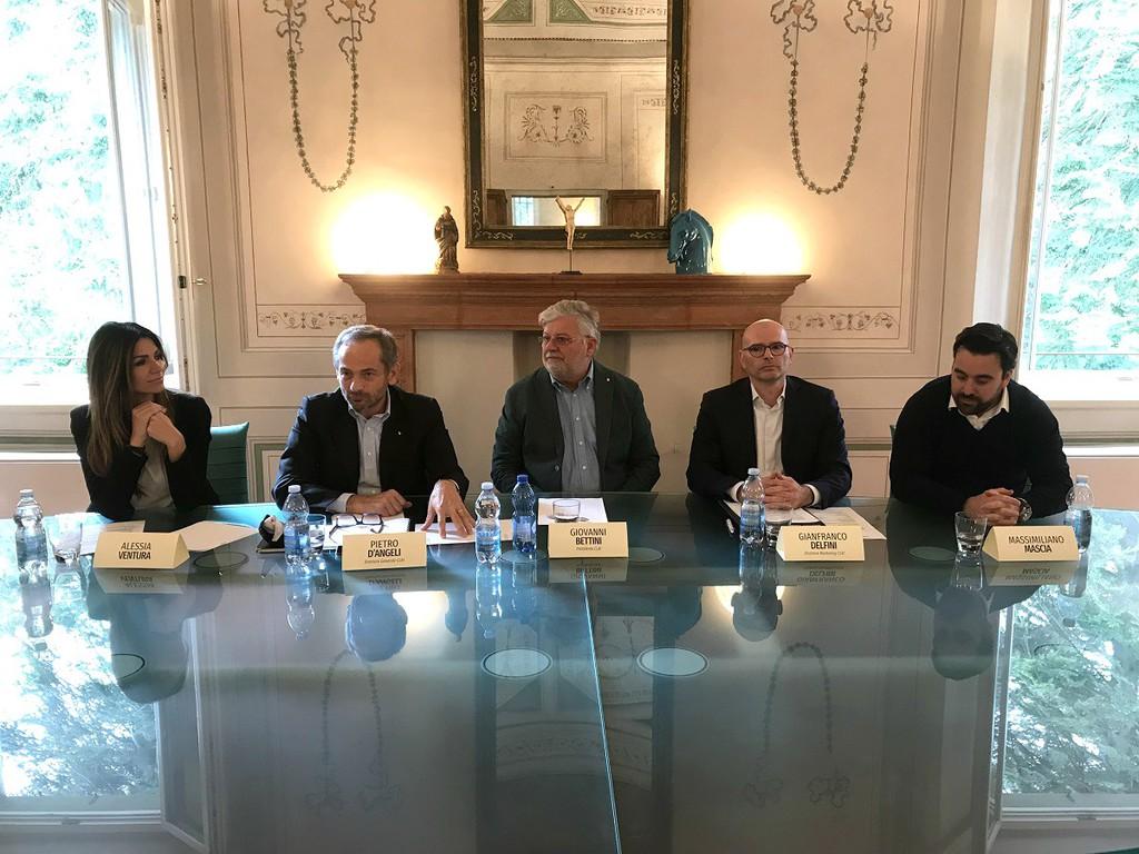 Conferenza stampa sulla Crescita del Gruppo Clai