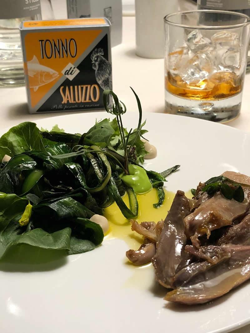 Eragoffi a Torino: il tonno di Saluzzo
