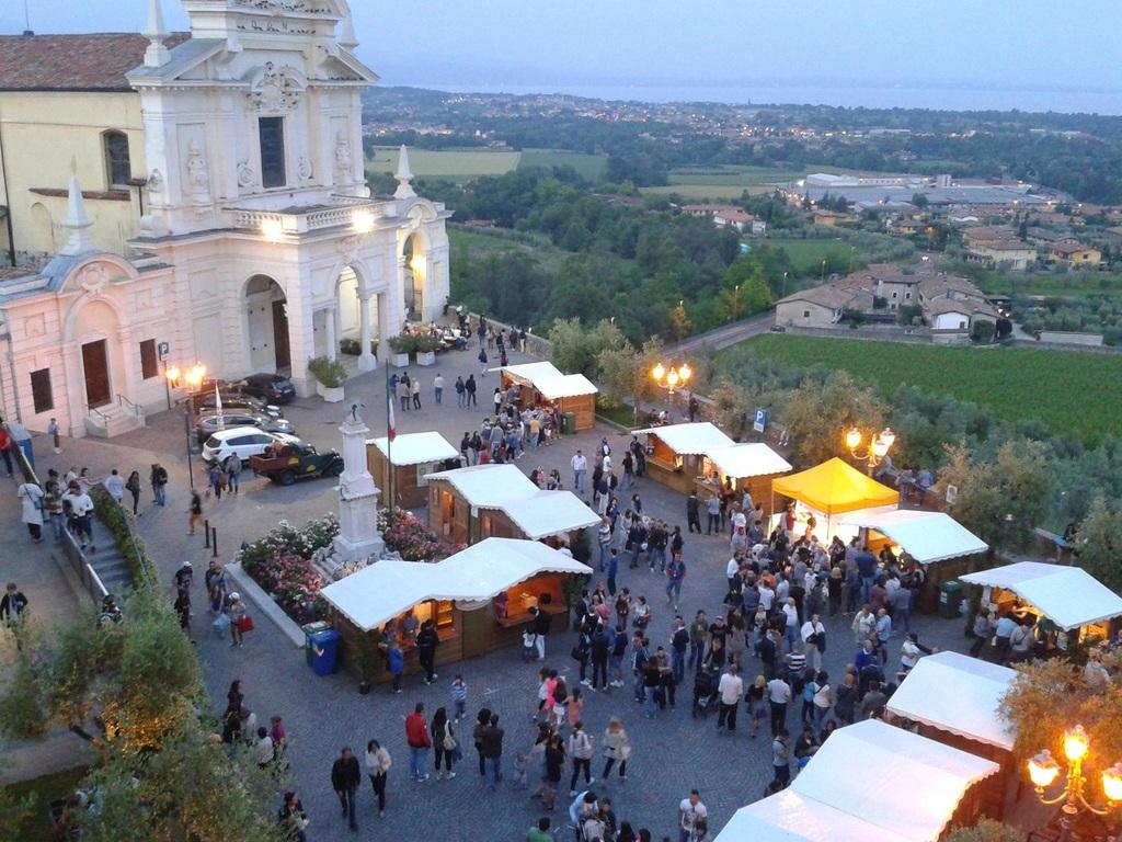 Date e programma della Fiera del vino di Polpenazze 2019