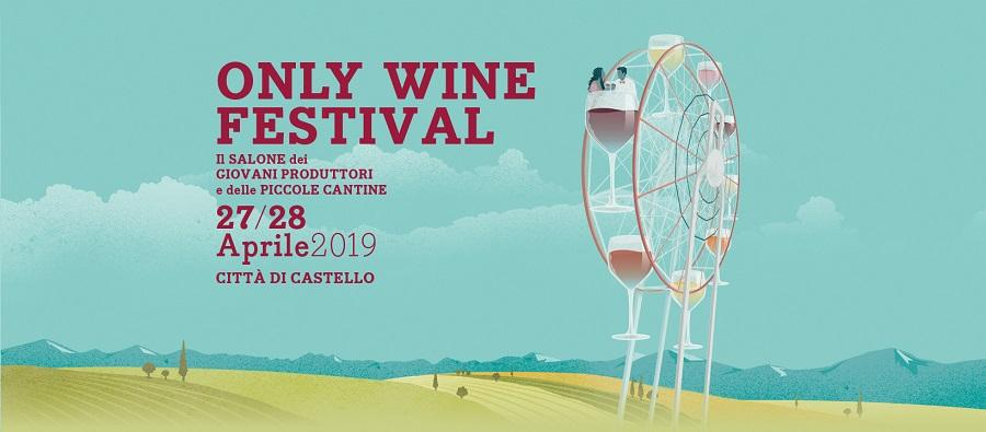 Only Wine Festival 2019, giovani produttori a Città di Castello