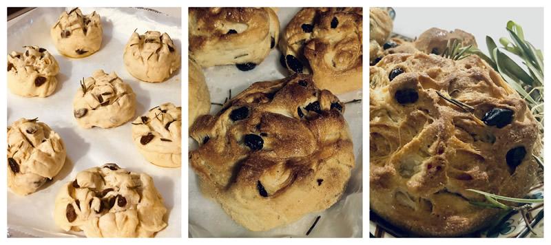 Pane pasquale di Firenze: il Pan di ramerino