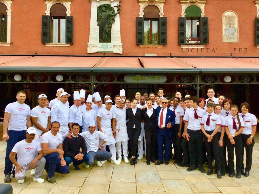 Pizzeria Da Pino apre a Verona vicino all'Arena