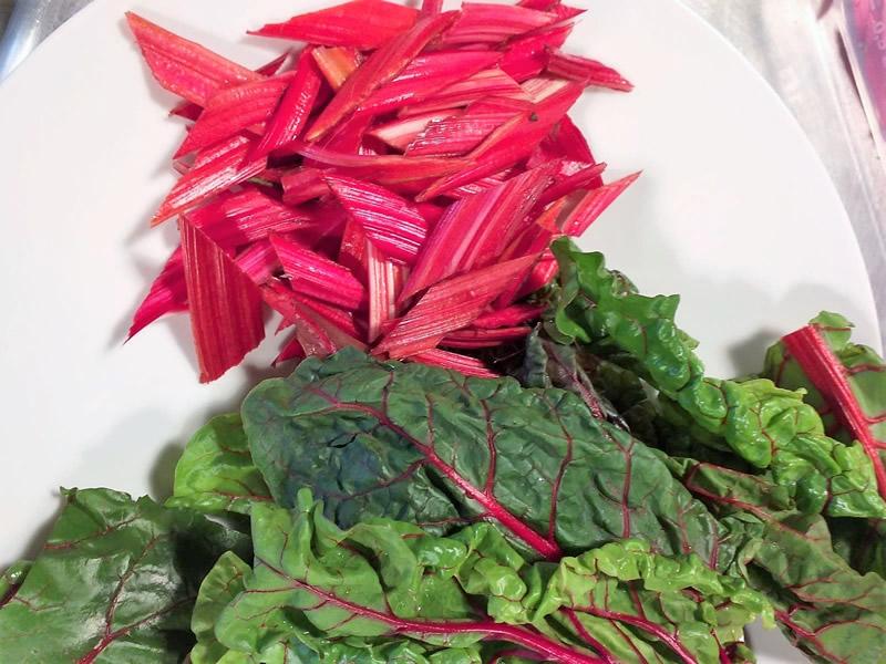 Vernalis: la ricetta vegetariana dello chef Carmelo Floridia