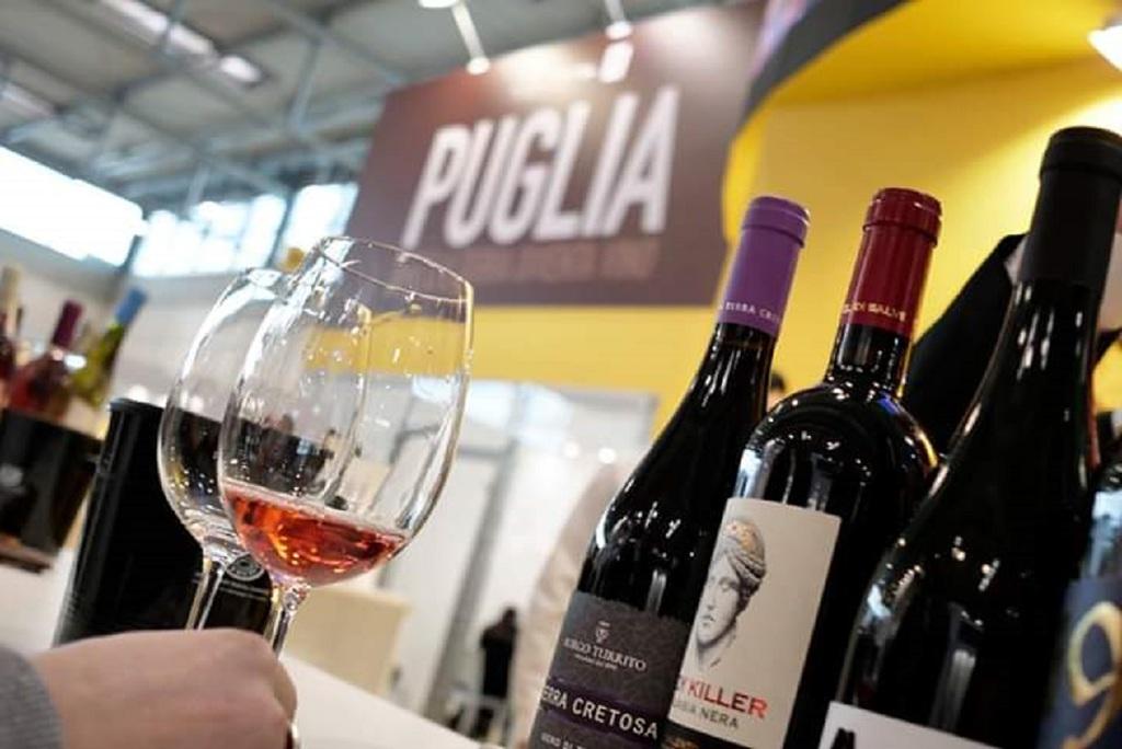 Puglia al Vinitaly 2019: degustazioni e show cooking