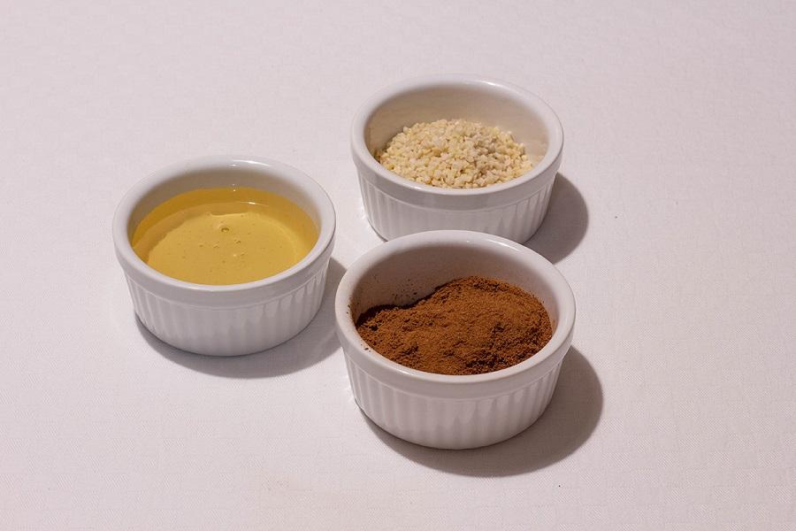 Ricetta delle Loukoumades, gli ingredienti