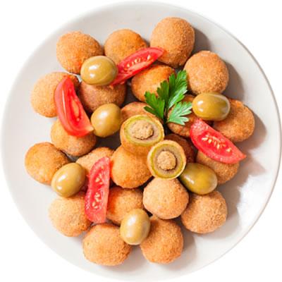 Le Olive ascolane da Ascoli Piceno al mondo